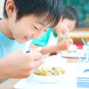 学校給食のお米の無料放射能検査